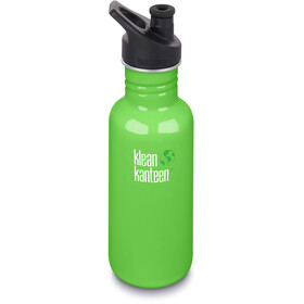 Klean Kanteen Classic Bottle Sport Cap 532ml Spring Green